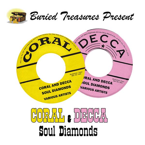 Vol 13 Coral Decca Soul Diamonds