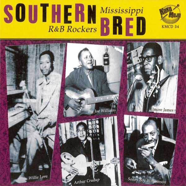 Southern Bred Vol 1