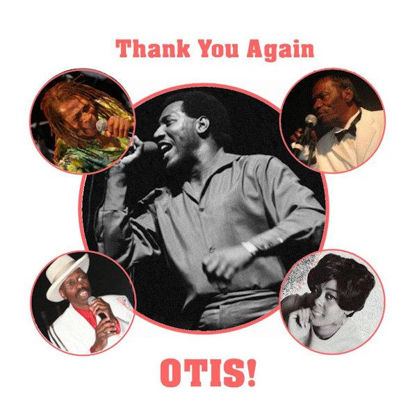 Thank You Again Otis
