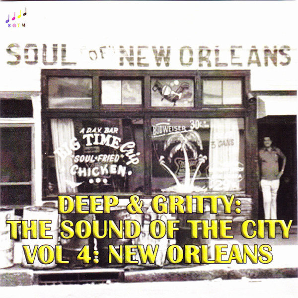 Deep & Gritty New Orleans Vol 1