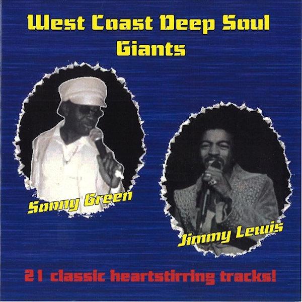 West Coast Deep Soul Giants Vol 1