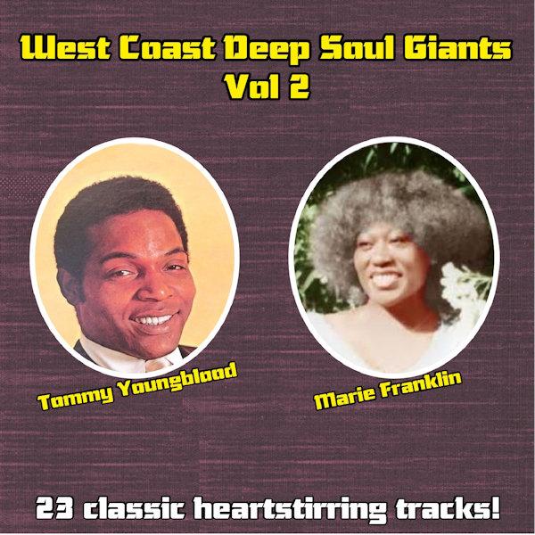 West Coast Deep Soul Giants Vol 2