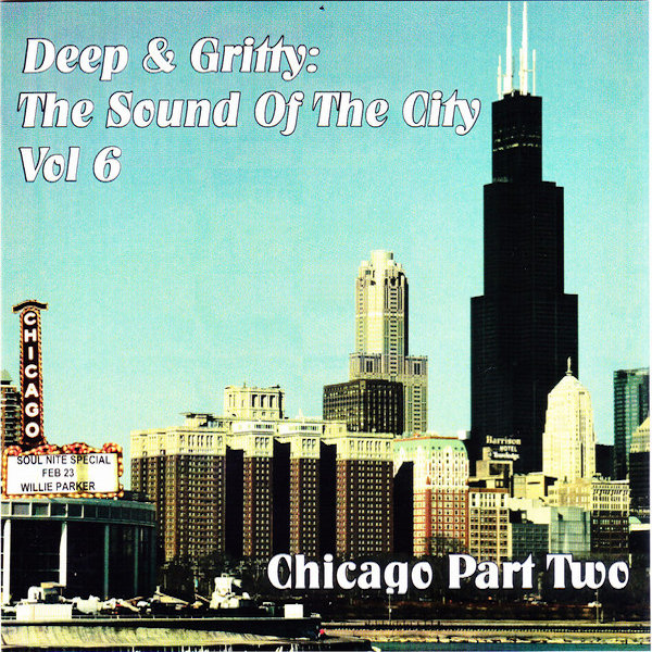 Deep & Gritty Chicago Vol 2