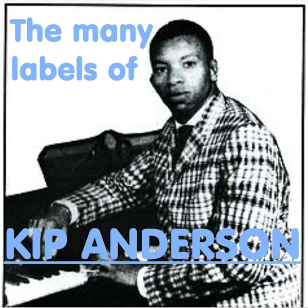 Many Labels Of Kip Anderson