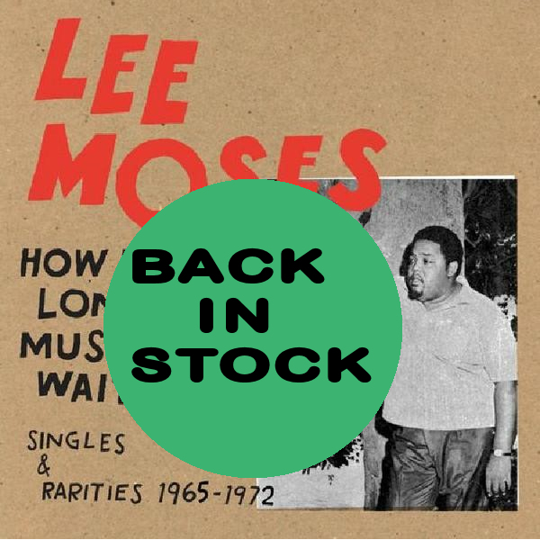 Lee Moses Yes